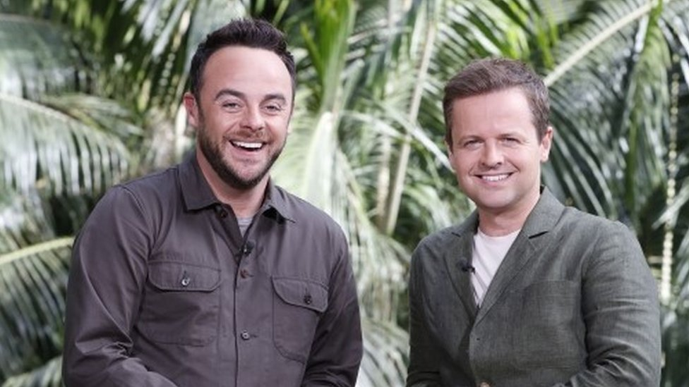 I'm A Celebrity: Dec jokes about Ant's return to T