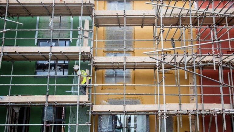 Budget 2017: Plans to build 300,000 homes a year
