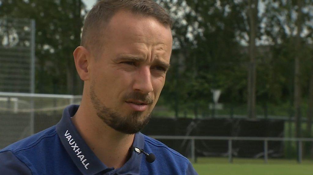 Mark Sampson: England Women's boss on 'rollercoaster' of Euro 2017