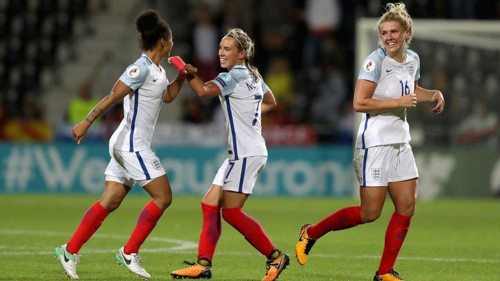 European Women's Championship: England to bid to host 2021 tournament