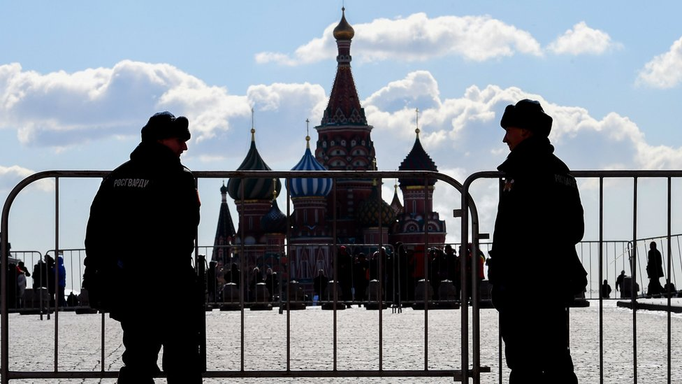 Rusia toma medidas de represalia contra países europeos que expulsaron diplomáticos