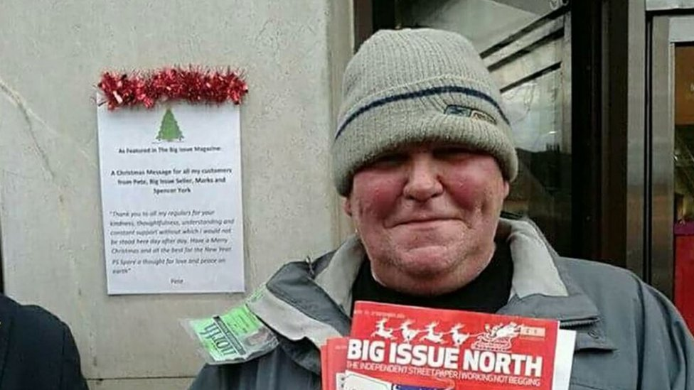York Big Issue seller's funeral fund raises more than £3k