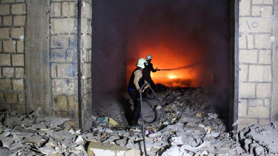 У Сирії через авіаудар по в'язниці загинули 16 людей