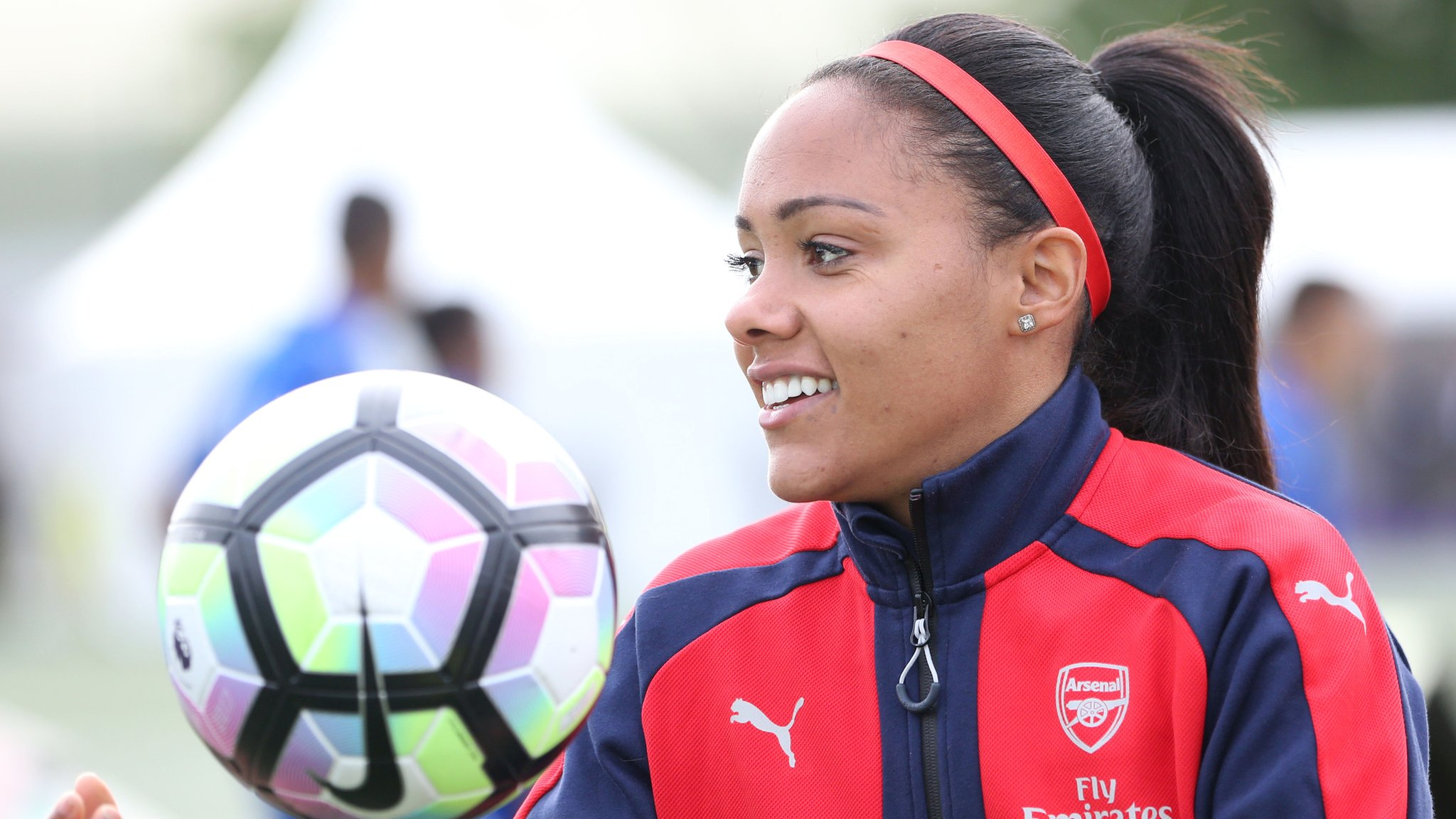 FA People's Cup 2017: England & Arsenal's Alex Scott wants you to sign up