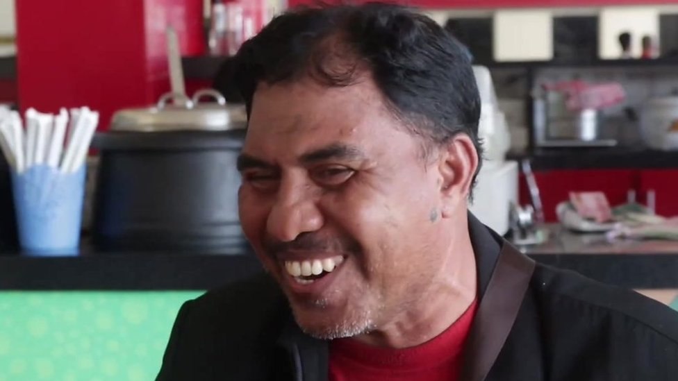 Indonesia tsunami: The man who survived two disasters