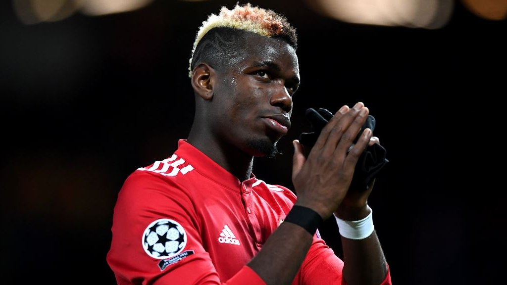 Pogba in line for Man Utd return at Sevilla