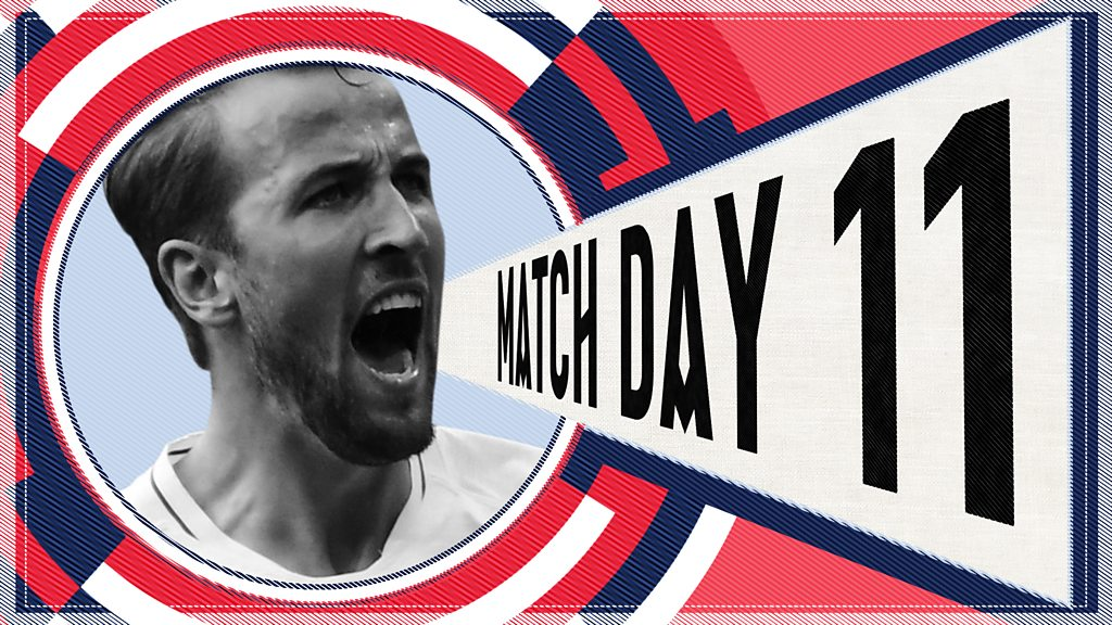 World Cup Catch-up: Englands record breakers, James inspires Colombia & Honda saves Japan