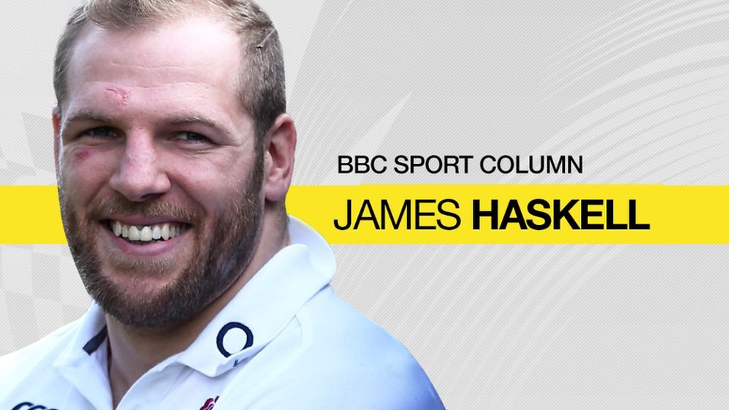 Haskell column: 'An aggressive game - but with clear limits'