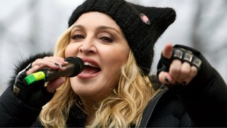 BBC News - Madonna denies adoption 'rumours'