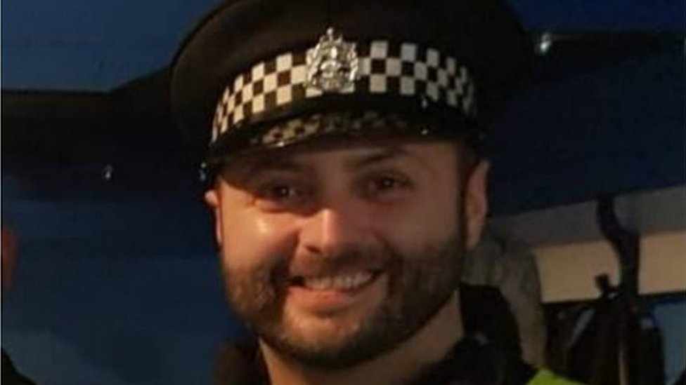 Police officer Dean Morrison's death a 'tragic accident'