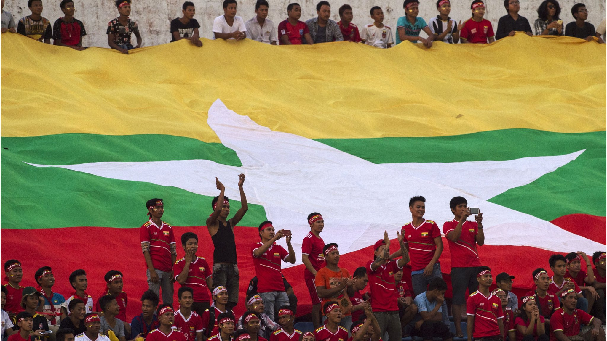 Leeds to tour Myanmar despite ongoing military operations