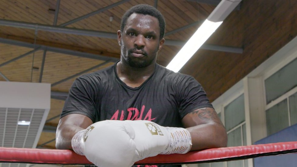 Dillian Whyte: 'Warrior' ready for Dereck Chisora rematch