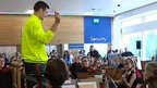 VIDEO: Celtic keeper Gordon conducts orchestra