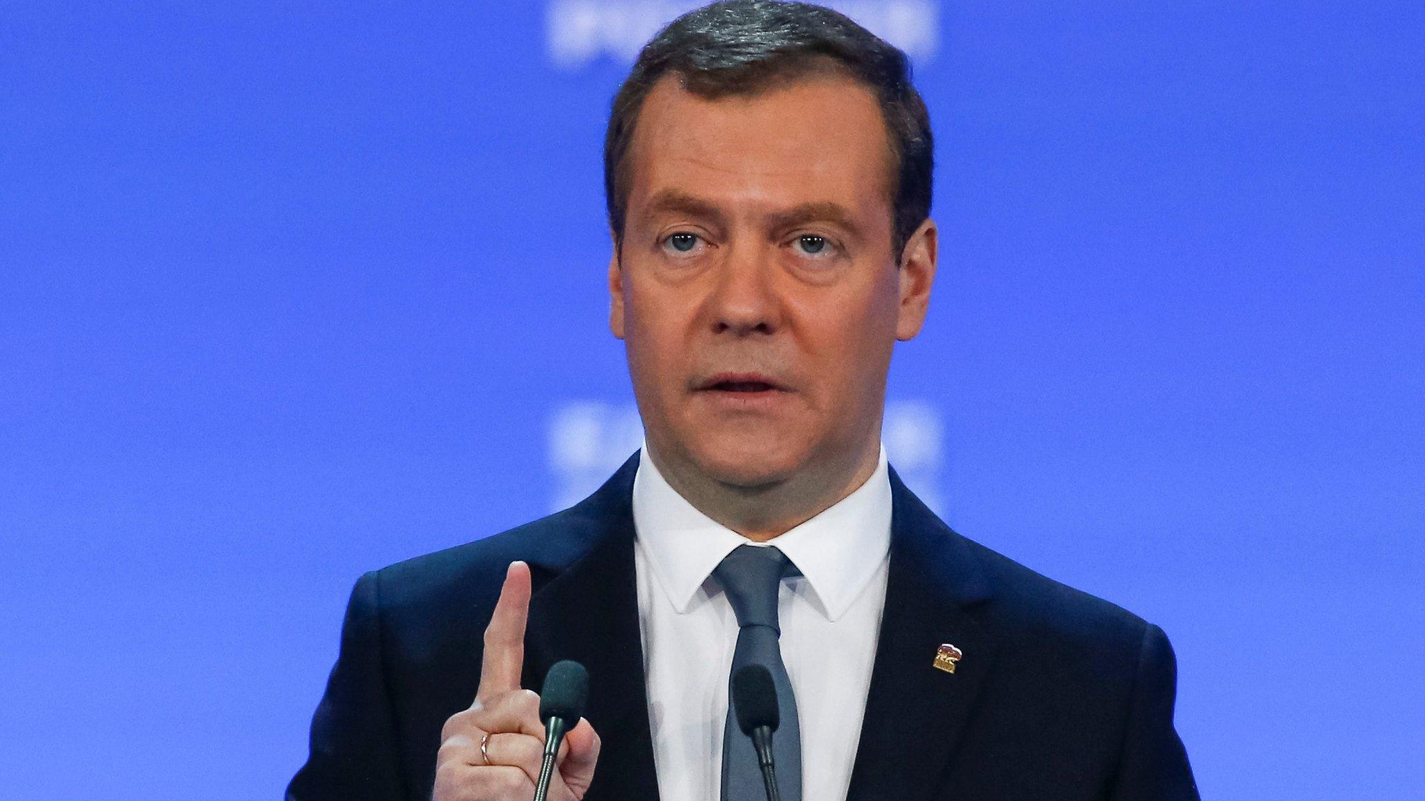 Дмитрий Медведев: надеяться на отмену санкций не стоит