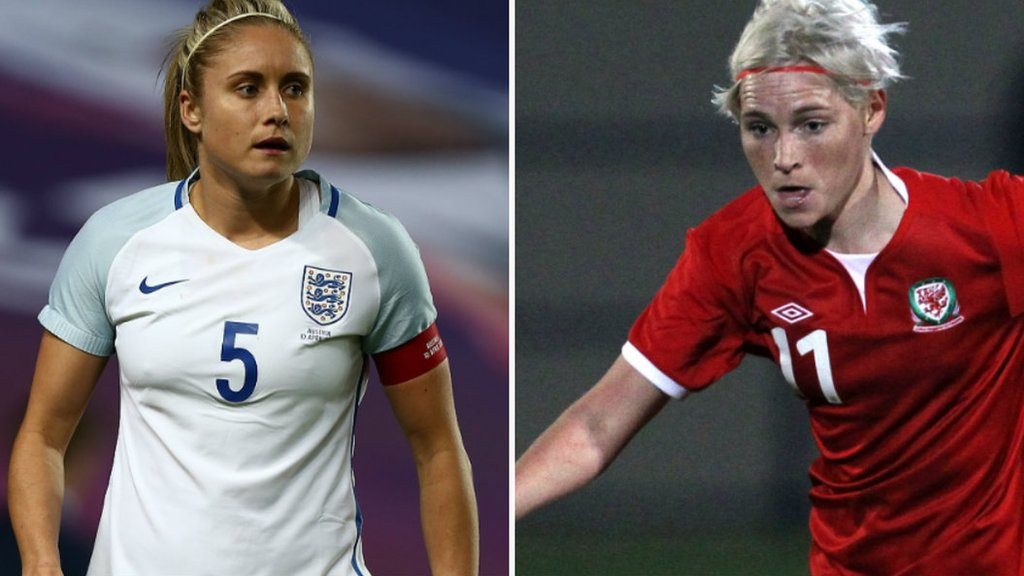 England women face Wales in World Cup qualifiers