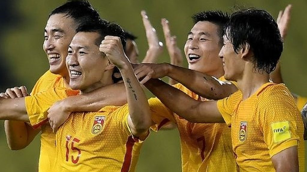China Under-20s could join German fourth division