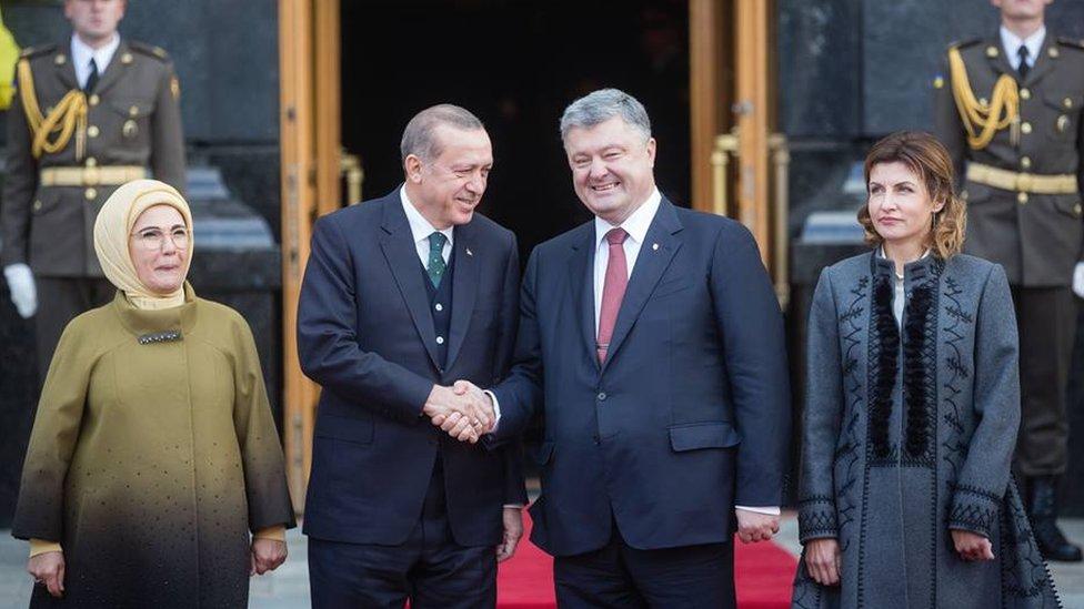 Ердоган розраховує на звільнення кримських татар