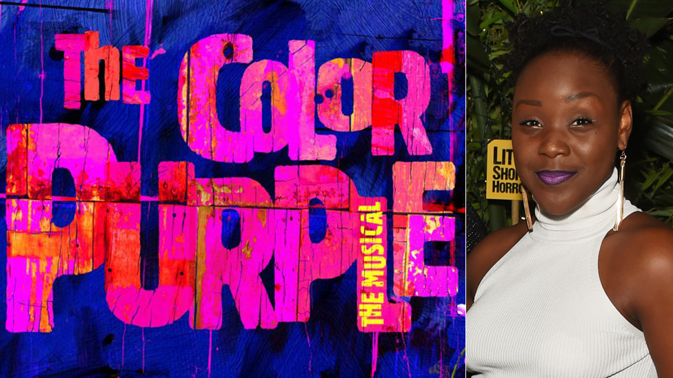Actress exits The Color Purple over anti-gay