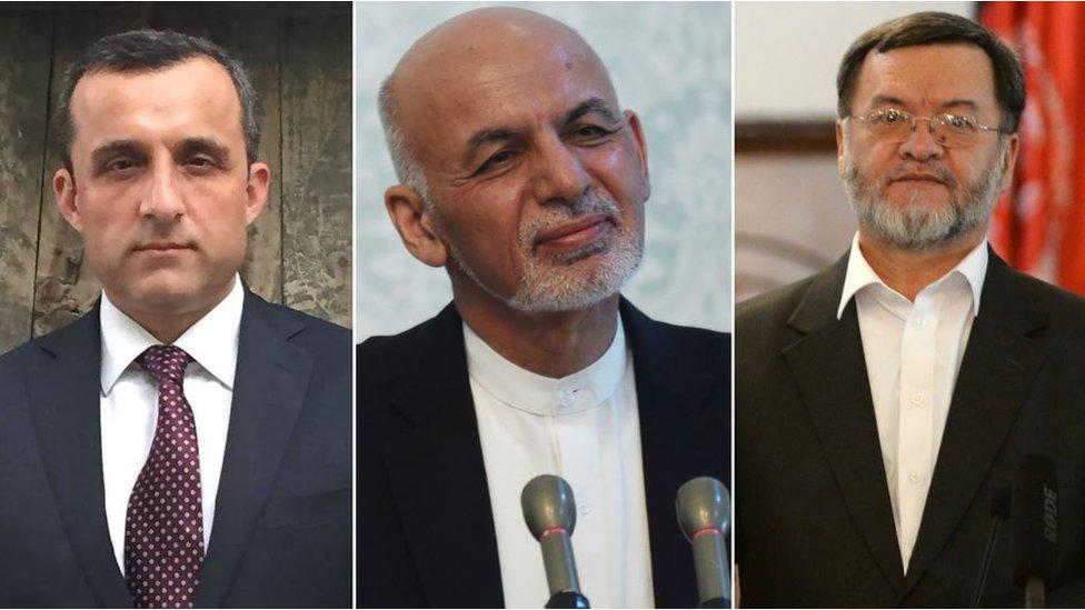 امرالله صالح به د ولسمشر غني لومړی مرستیال وي