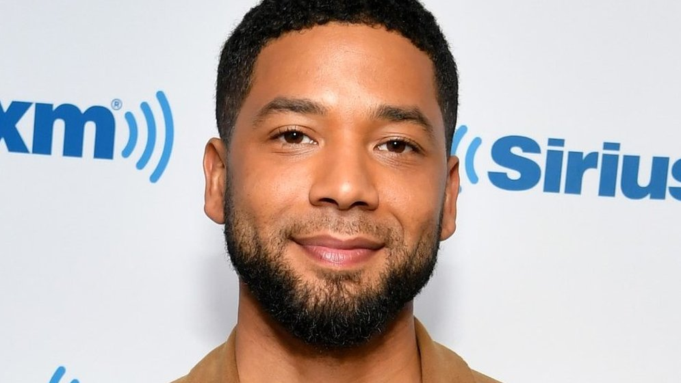 Jussie Smollett charged with filing a false report - police