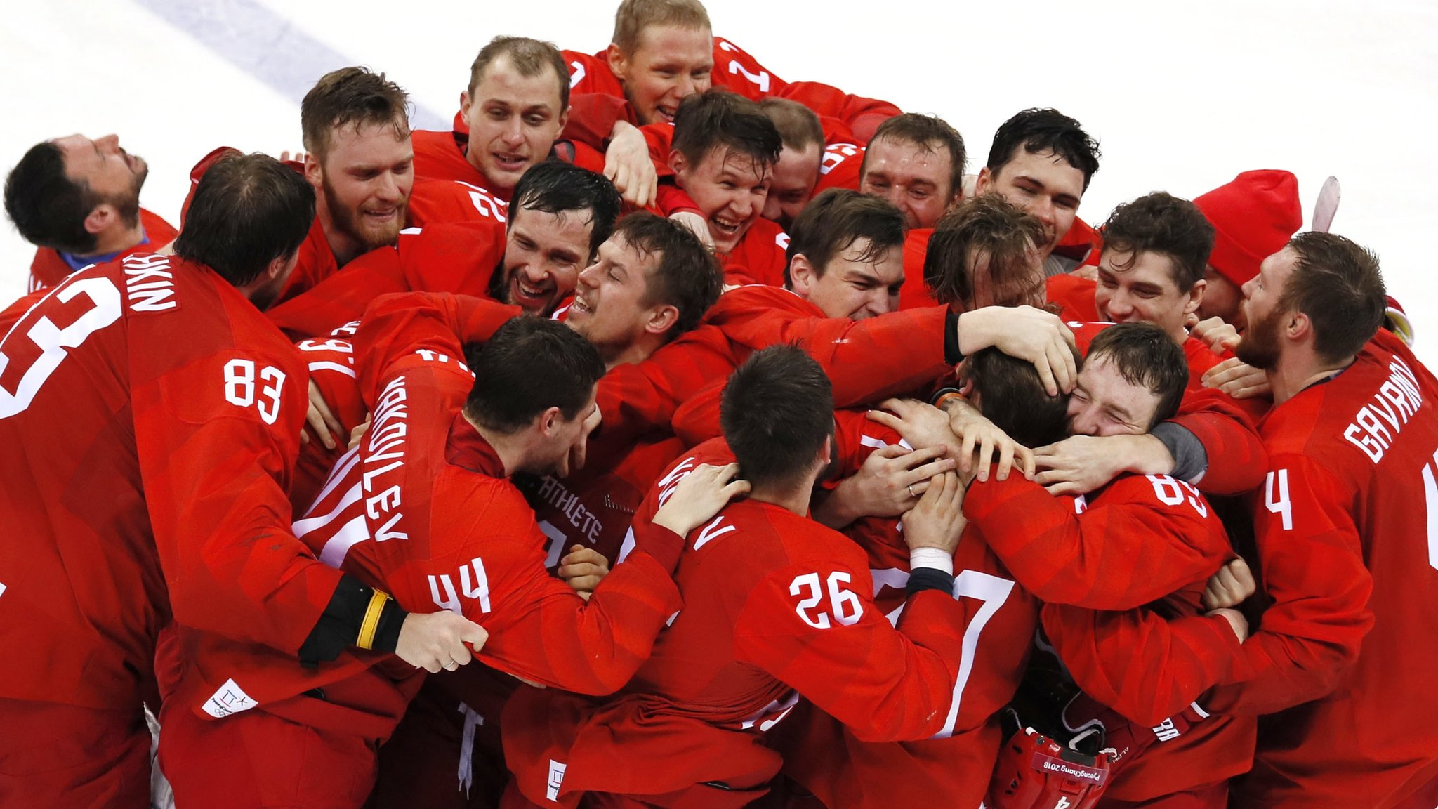Winter Olympics: OAR win ice hockey gold with thrilling overtime winner against Germany