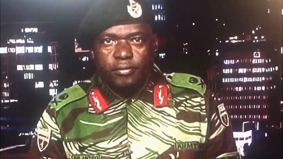 Zimbabwe crisis: Army takes over but denies coup