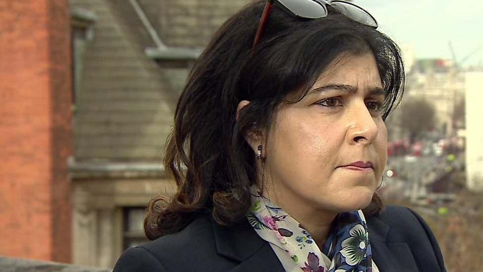 Islamophobia claims in Conservative party: Warsi on May