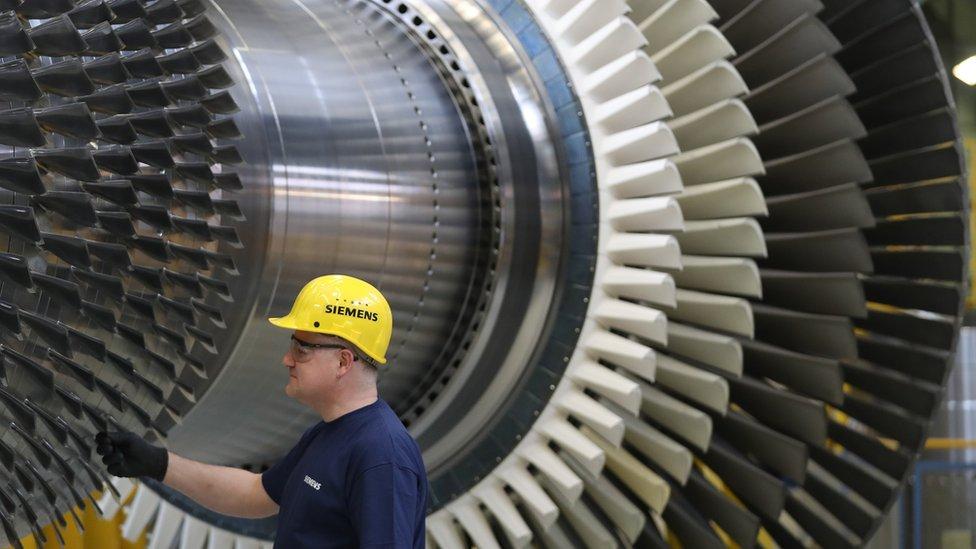 Російський суд розгляне позов до Siemens через кримські турбіни