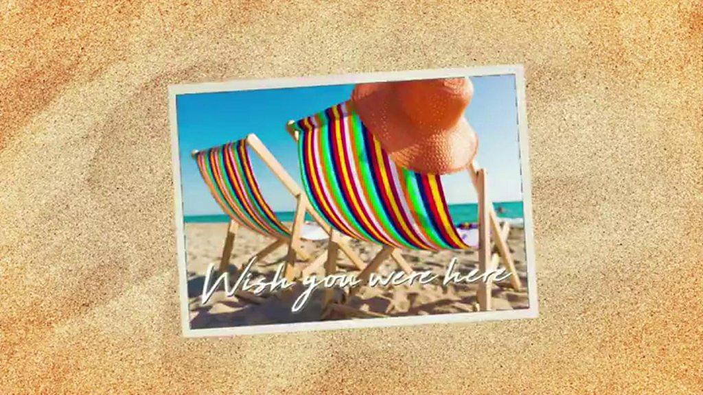 Do you still send postcards?