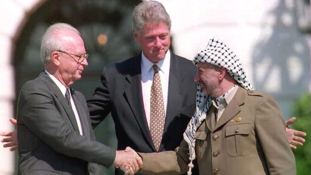 Crossing Divides: How Israeli-Palestinian peace accord was prepared