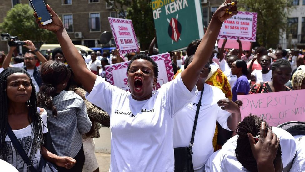 Letter from Africa: Why Kenyan men don't want to share power with women