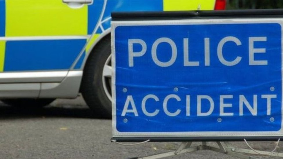 Man, 30, seriously hurt in two-car crash in South Cornelly