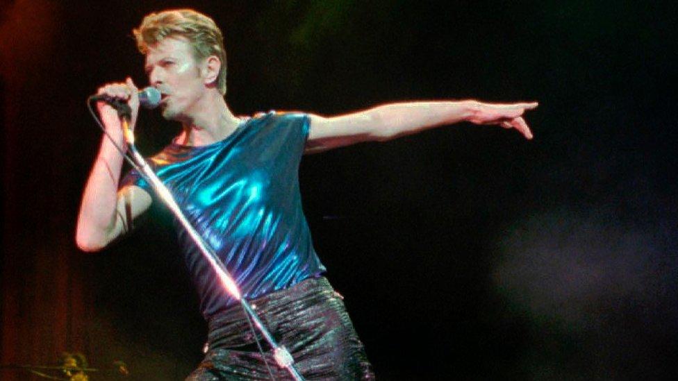 BBC Proms: Bowie Prom montage