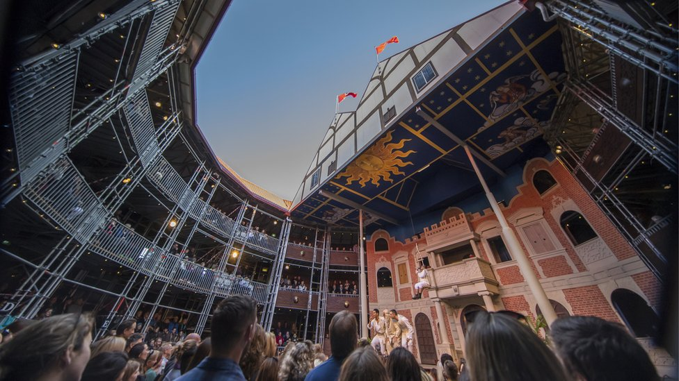 All-male Shakespeare cast causes sexism row