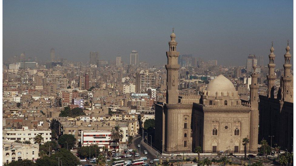 BBC News - Egypt country profile