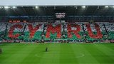 Supporters have turned Cardiff City Stadium into a Wales stronghold