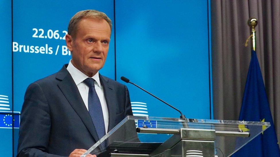 Лидеры ЕС договорились продлить санкции в отношении России