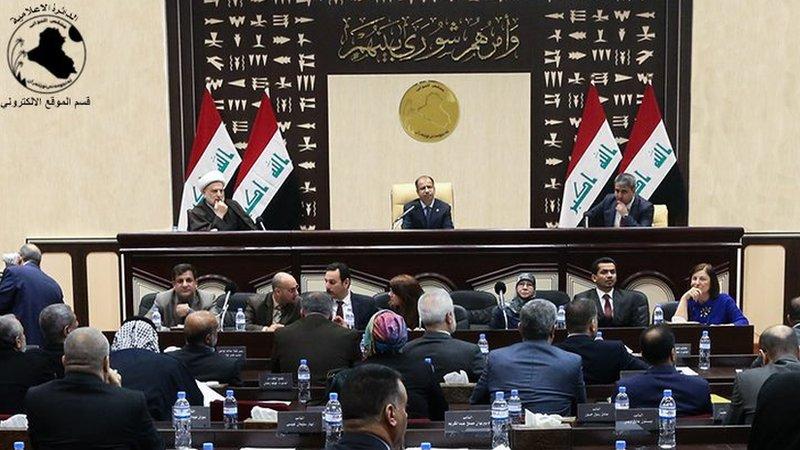 البرلمان العراقي يصوت اليوم على تحديد موعد الانتخابات النيابية