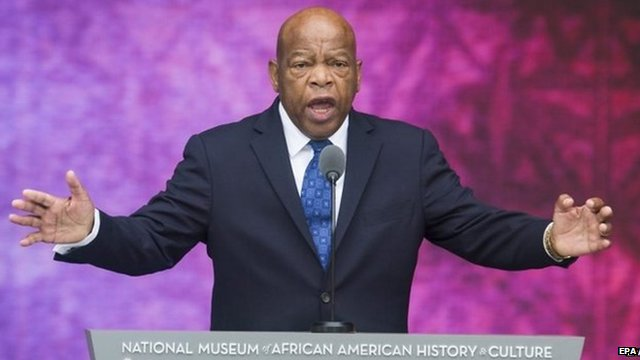John Lewis: Museum 'a dream come true'