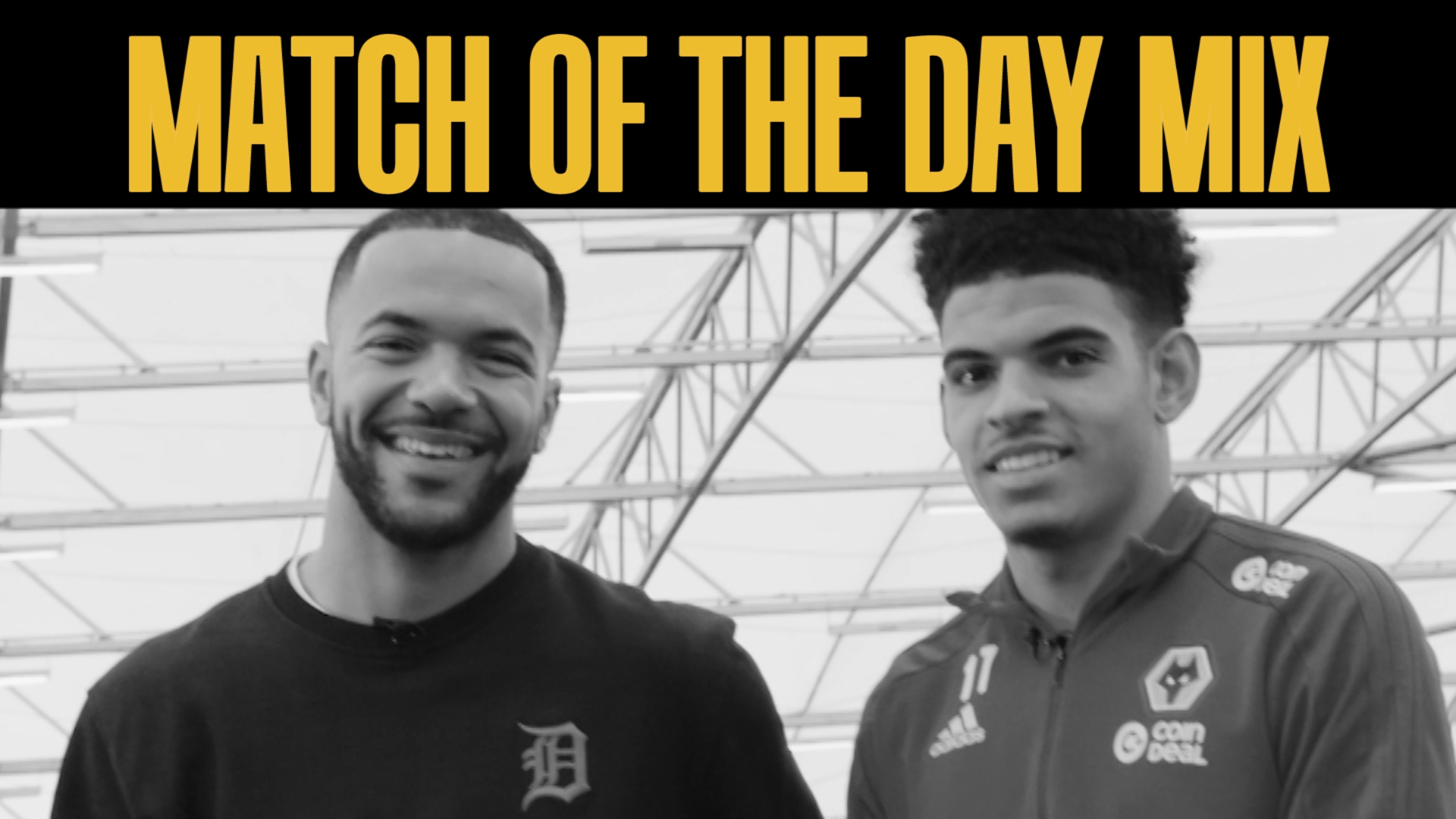 Match of the Day Mix: Gibbs-White on Drake, Usher and his initiation song