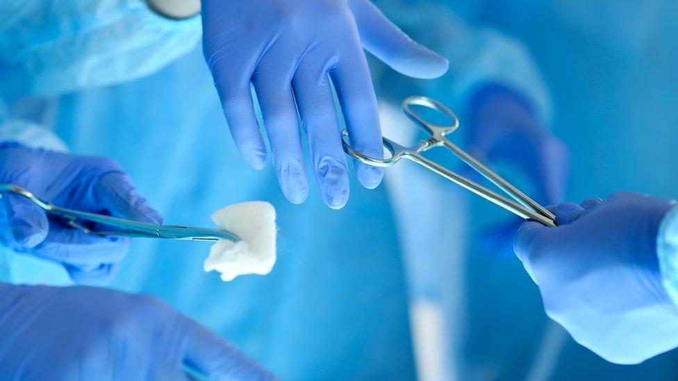 Operasi usus buntu