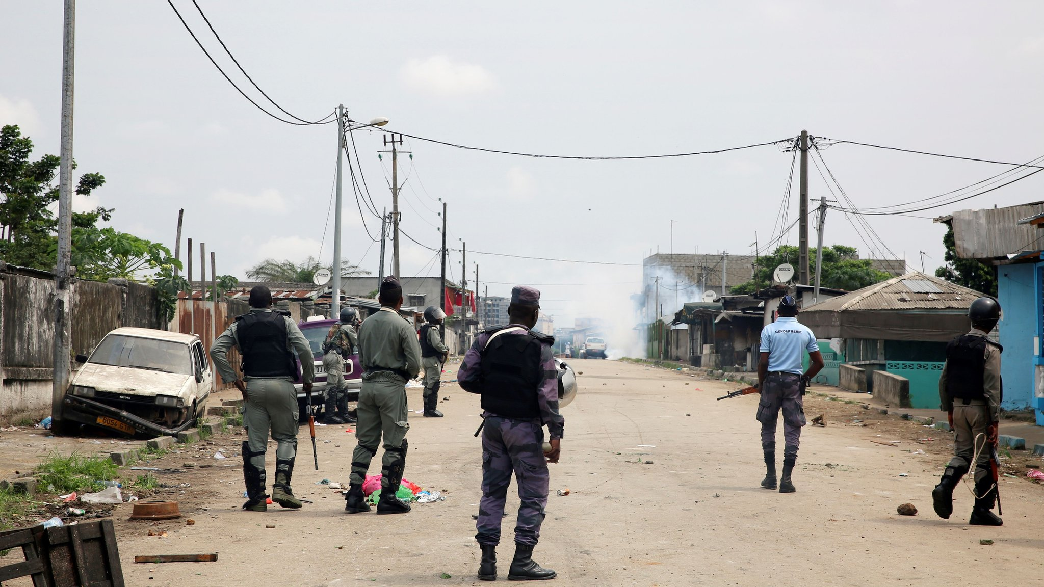 Gabon coup: Is Africa seeing fewer military takeover attempts?