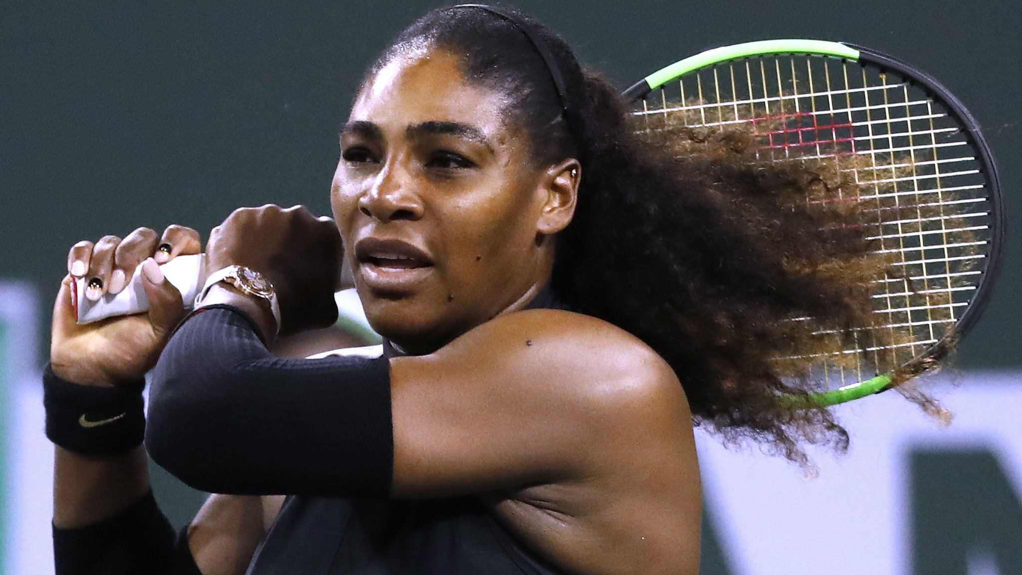 Serena Williams: Miami Open tournament director says seeding rules should change
