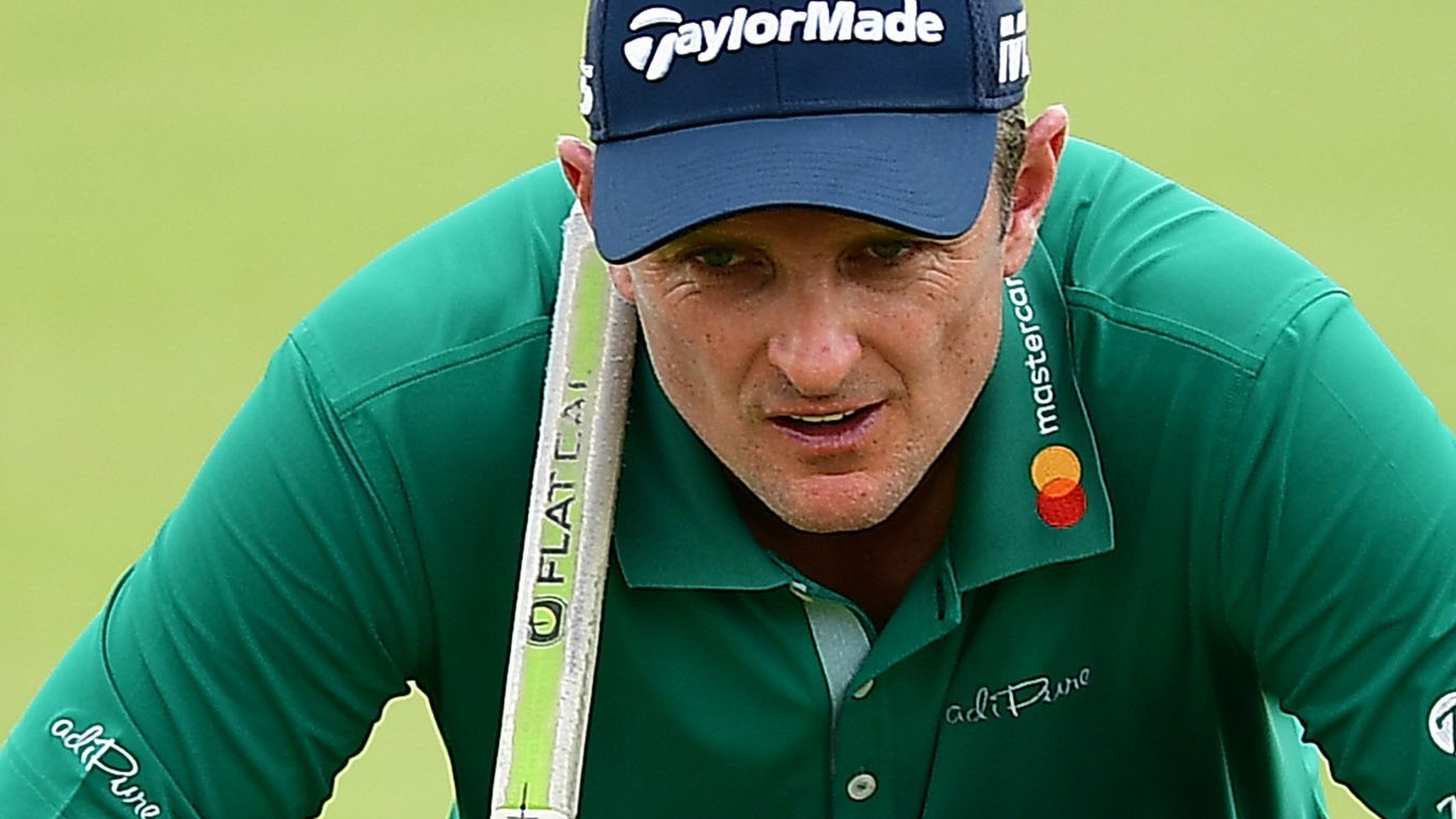 Indonesian Masters: Justin Rose on course to be world's number one