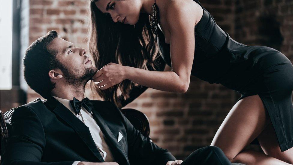 Escena sexy