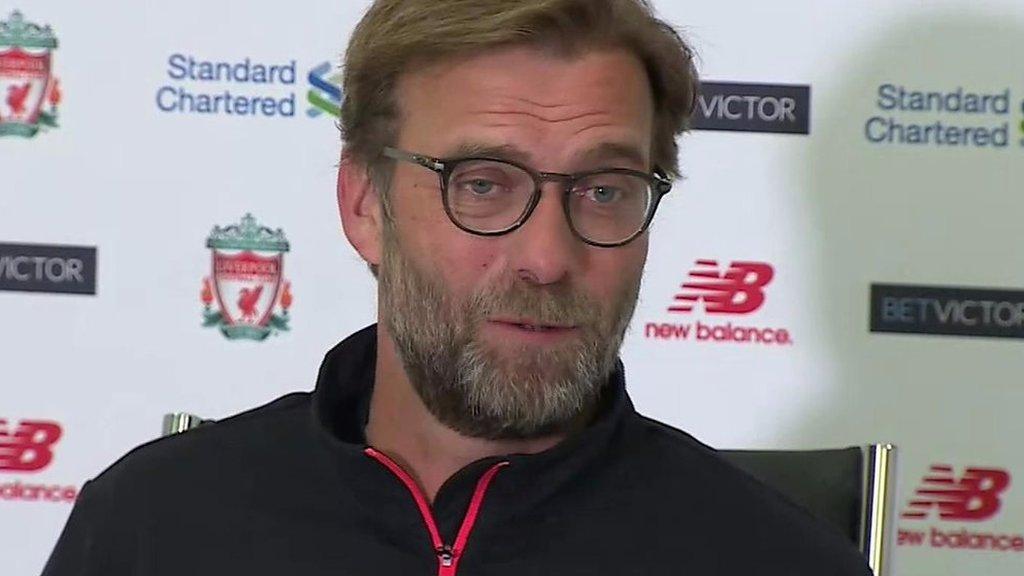 Joe Hart: Jurgen Klopp not interested in goalkeeper for Liverpool