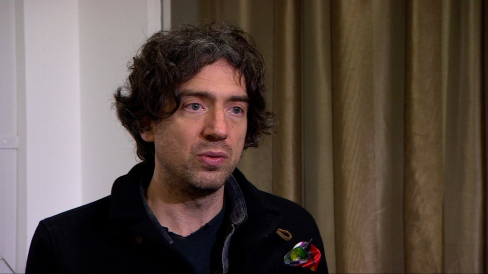 Gary Lightbody angry at politicians on mental health