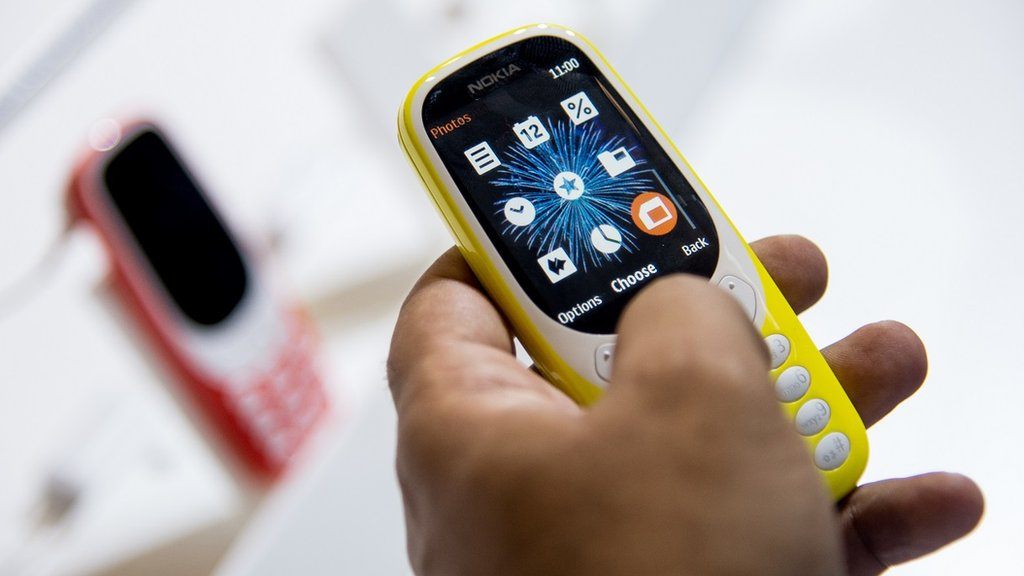 Nokia 3310: How long could you survive with a retro phone?