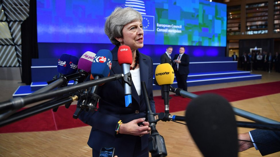 Theresa May: Brexit deal possible with intensive work