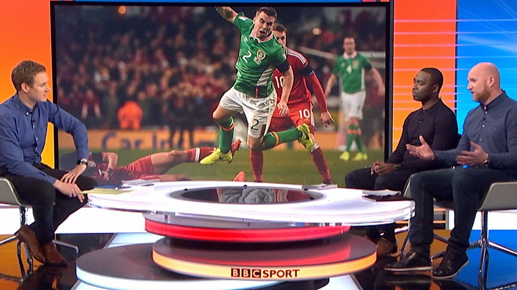 Watch: Taylor tackle on Coleman was 'shocking, reckless & irresponsible'